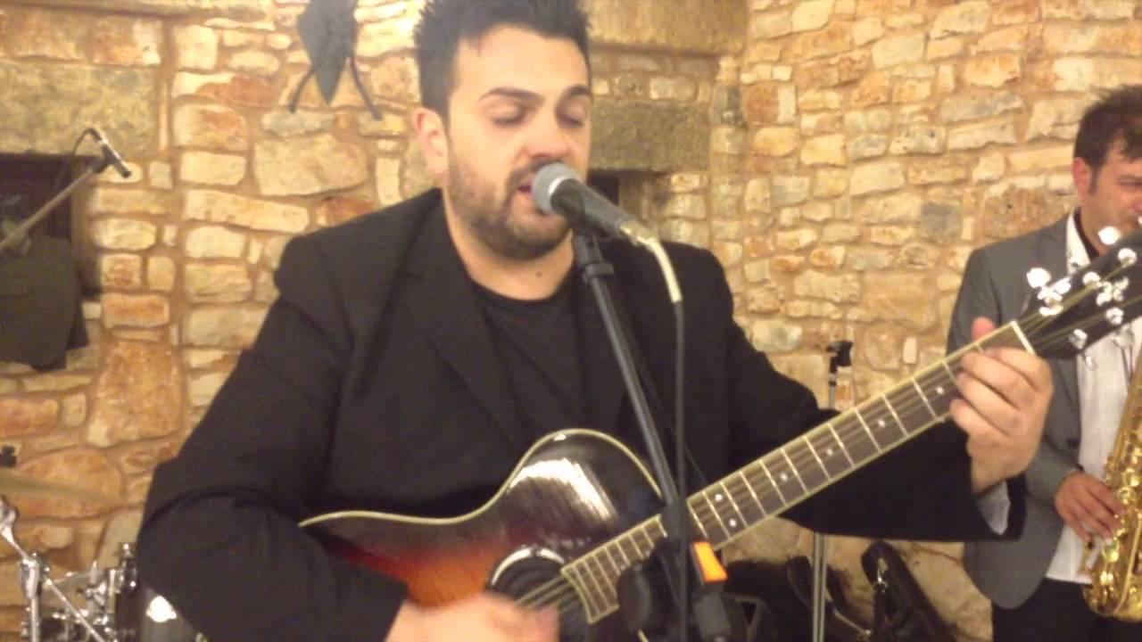 Fernando Fattizzo Band Fragile Villa Elda Youtube