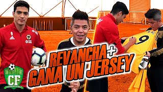 CIRCUITO CF - REVANCHA RAUL JIMENEZ WOLVES