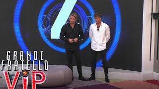 Grande Fratello VIP - La scelta di Paolo Ciavarro e Patrick