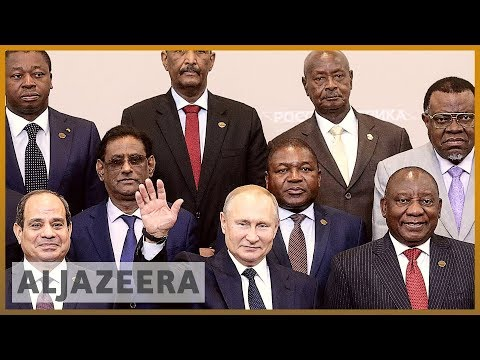 Putin's ambitions for the Russia-Africa Summit