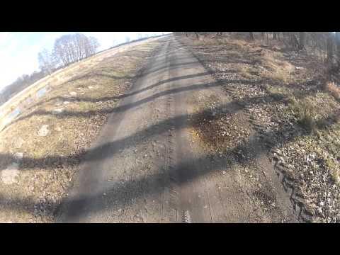Richtung Buschwindmühle 1