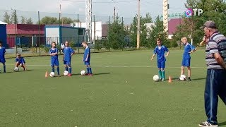 Нарышкино. Здесь растёт будущая сборная России по футболу