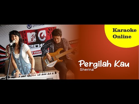 Sherina - Pergilah Kau -   Karaoke s900 sampler