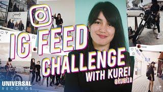 Gambar cover Kurei - Plays the IG Feed Challenge