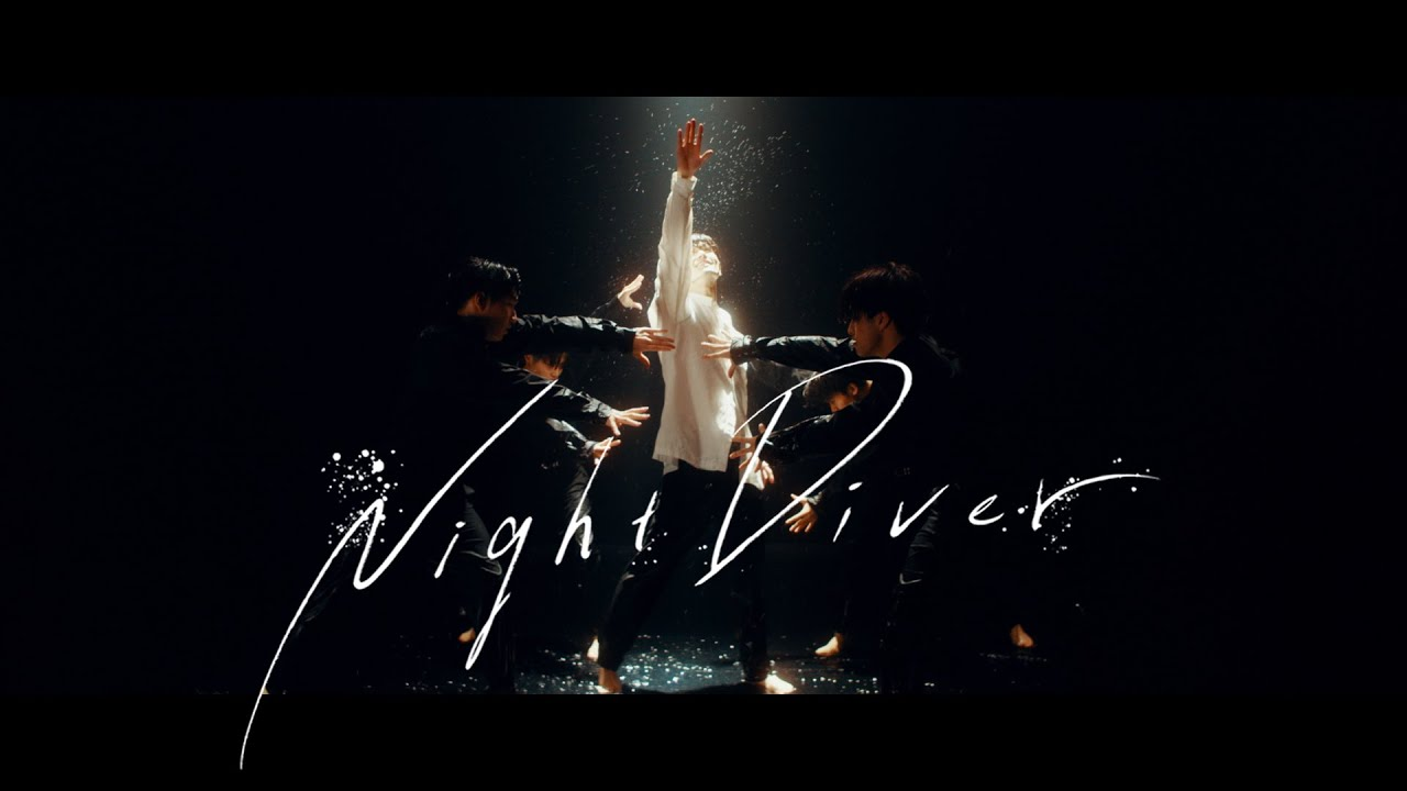 三浦春馬「Night Diver」Music Video