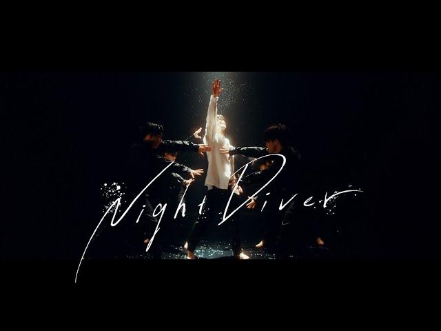 三浦春馬「Night Diver」Music Video