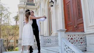 Fatma & Aytunc Benturk SaveTheDate 1 (Düğün Hazırlık)