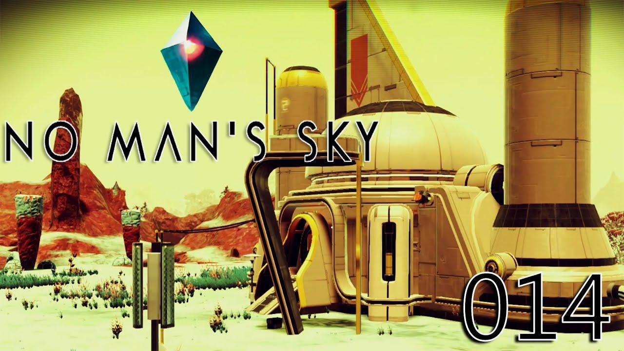 No Man\'s Sky [014] Eindringen in eine Operationszentrale [Deutsch ...