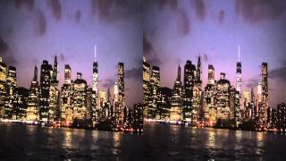 3D videos -  New York: Manhattan On My Mind - YT3D