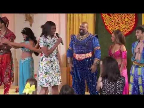 ALADDIN Performs at THE WHITE HOUSE