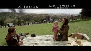 Aliados | Comercial De TV: Revelação | Paramount Brasil