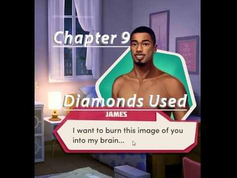 Choices: Stories You Play - The Freshman Book 3 Chapter 9 James Diamonds Used