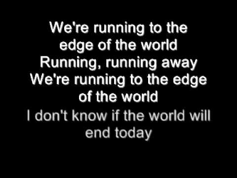 Marilyn Manson - Running To The Edge Of The World Lyrics