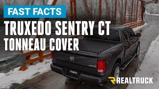 Truxedo Sentry Ct Tonneau Cover Fast Facts