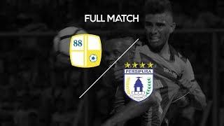 Video Gol Pertandingan Persipura Jayapura vs Persija Jakarta
