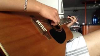 Nuối tiếc guitar cover