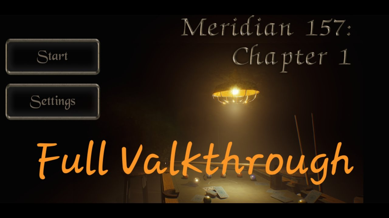 Meridian 157 chapter 2