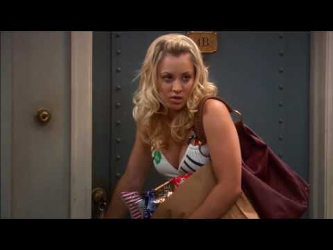 The Big Bang Theory Sheldon interaction with Penny