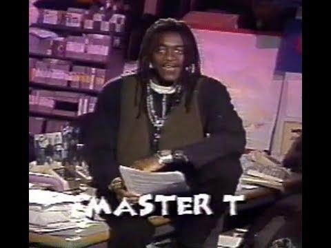 MuchMusic - Steve Anthony & Master T (1994)