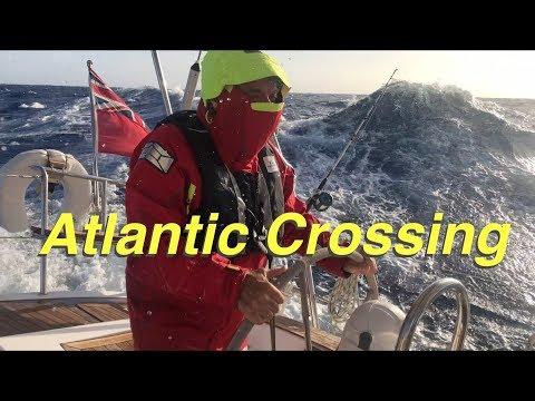 Atlantic Crossing - Living the Dream