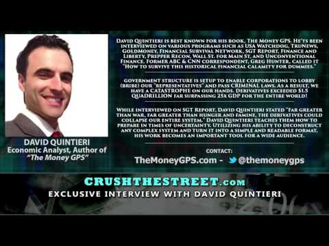 Obama Expanding Middle East Wars   David Quintieri of Money GPS Interview