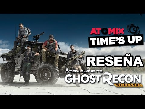 #AtomixTime's Up – Reseña Tom Clancy's Ghost Recon Wildlands