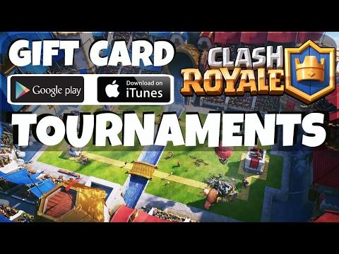 [ENG] Clash Royale GIFT CARD Bracket Tournaments LIVE Qualifiers + Finals (feb 5)