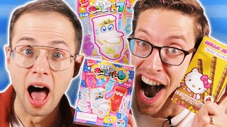 The Try Guys Ultimate Japanese Candy Taste Test