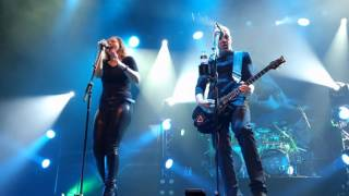 Devin Townsend Project - Supercrush! (with Anneke van Giersbergen), March of the Poozers (Live)