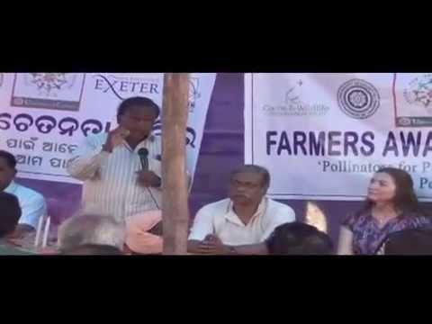 Nirmal Naik At Farmers' Festival