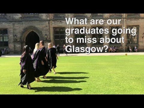 What our graduates are going to miss about Glasgow | Adam Smith Business School