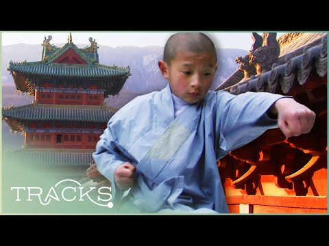 Growing Up As A Shaolin Monk | Inside China: Kung Fu | TRACKS