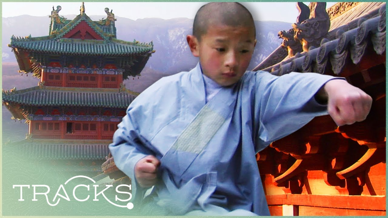 Download Growing Up As A Shaolin Monk | Inside China: Kung Fu | TRACKS
