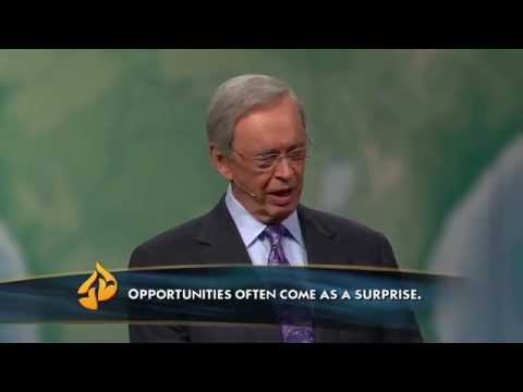 Responding to Our Opportunities – Dr. Charles Stanley