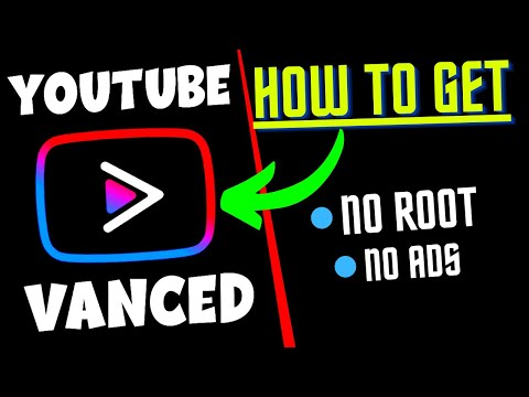 Install YouTube Vanced Apk In Any Android Phone With Any Android Version Without Root