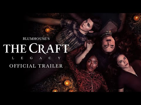 The Craft: Legacy trailers