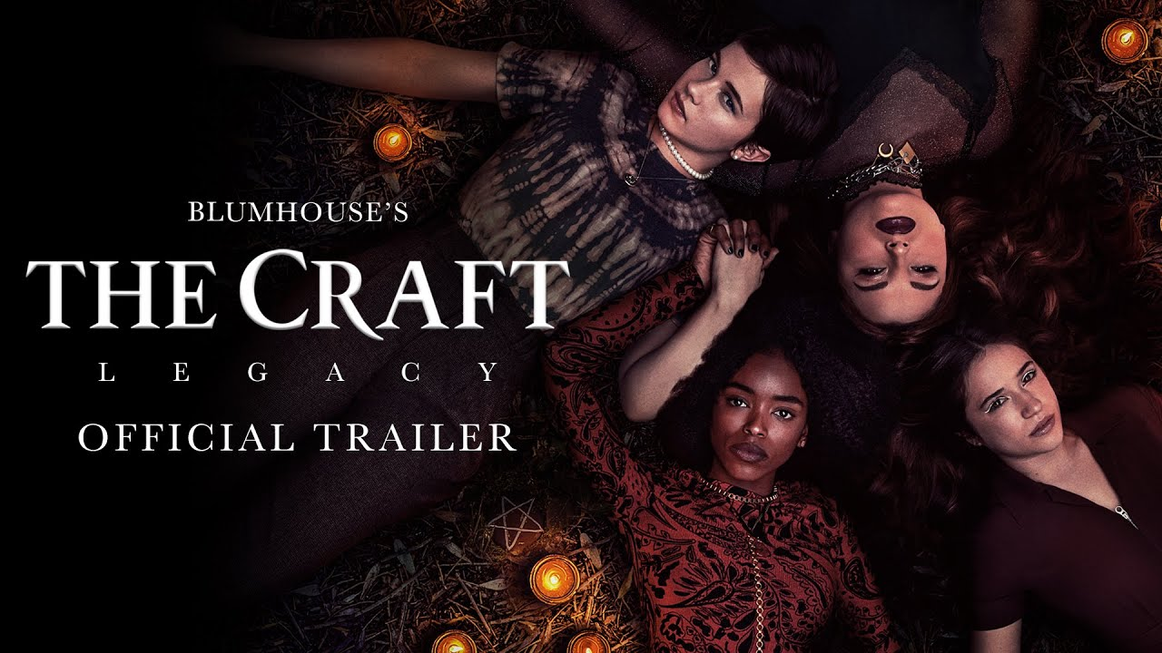 THE CRAFT: LEGACY - Official Trailer (HD)