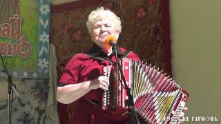 Зинаида Шубина - Частушки под гармонь