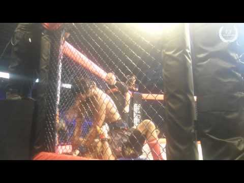 Rebel FC 1 : Into The Lion's Den TFS Cageside Highlights