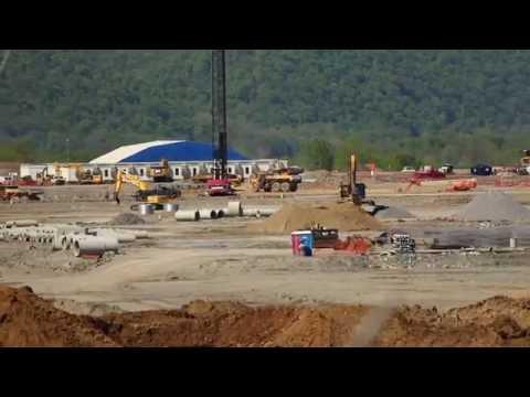 Royal Dutch Shell $4B Cracker Plant