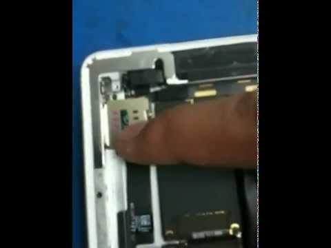 iphone 3g digitizer replacement instructions