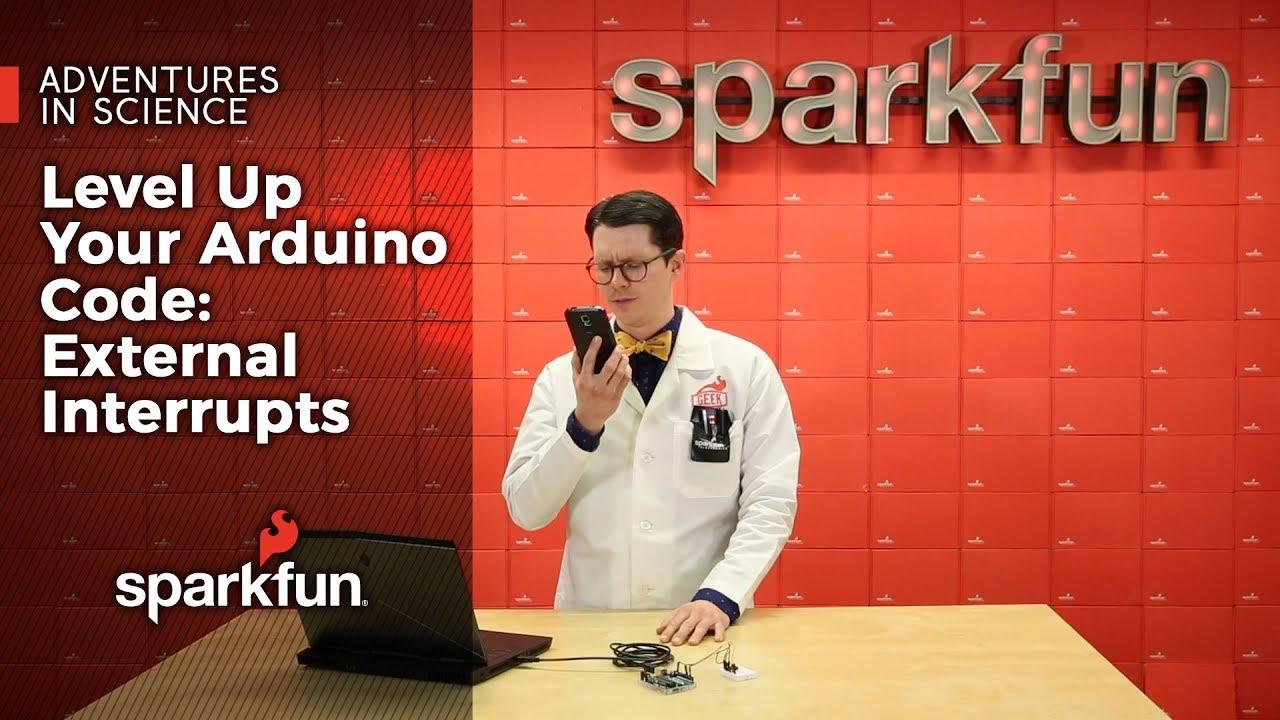 Understanding the Inner Workings of Arduino: Interrupts