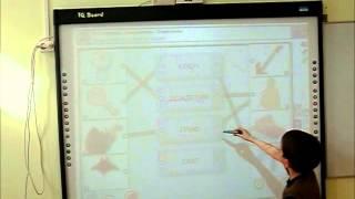 Фрагмент урока русского языка (2 класс)