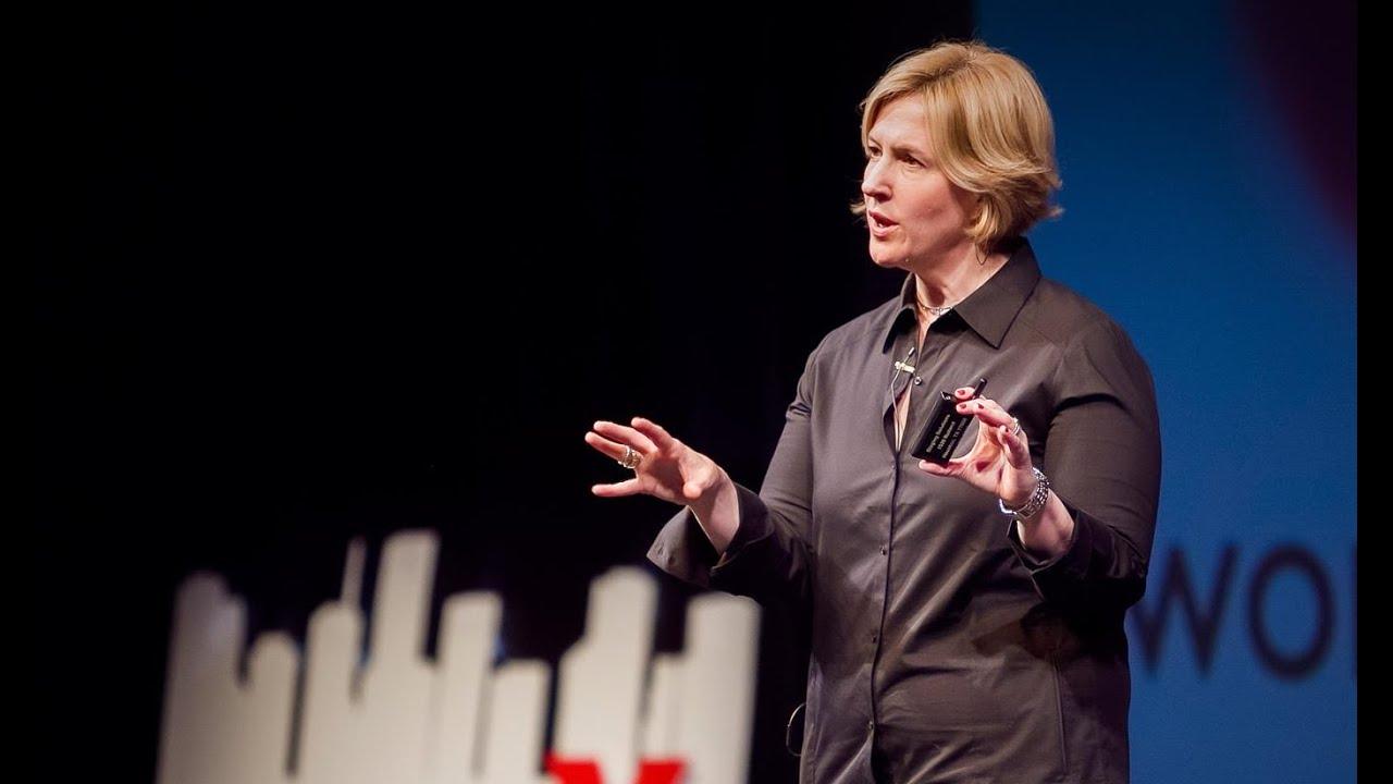 脆弱的力量(Ted演講 中文字幕)(講者:Brene Brown) - YouTube