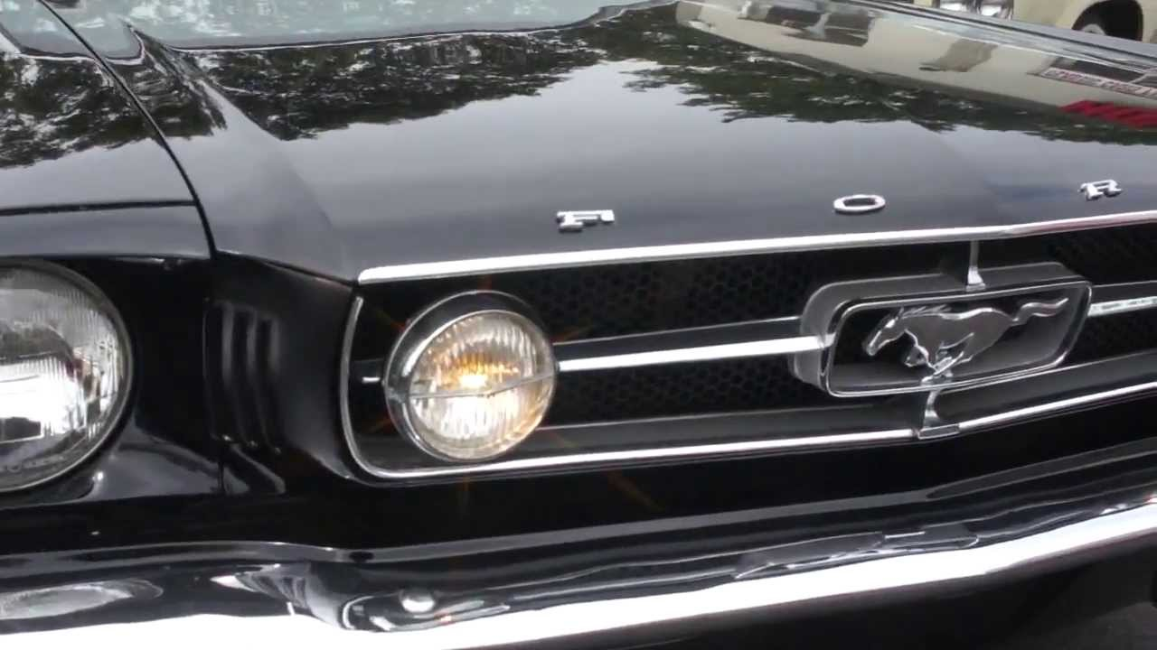 Sold 1965 Ford Mustang Convertible For Sale 289