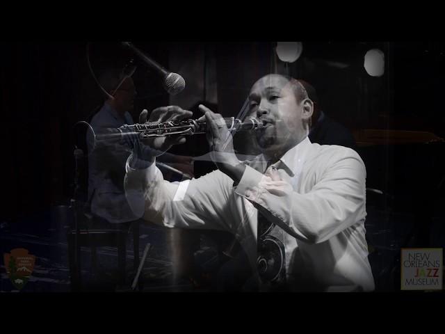 Clarinetist Evan Christopher Discusses