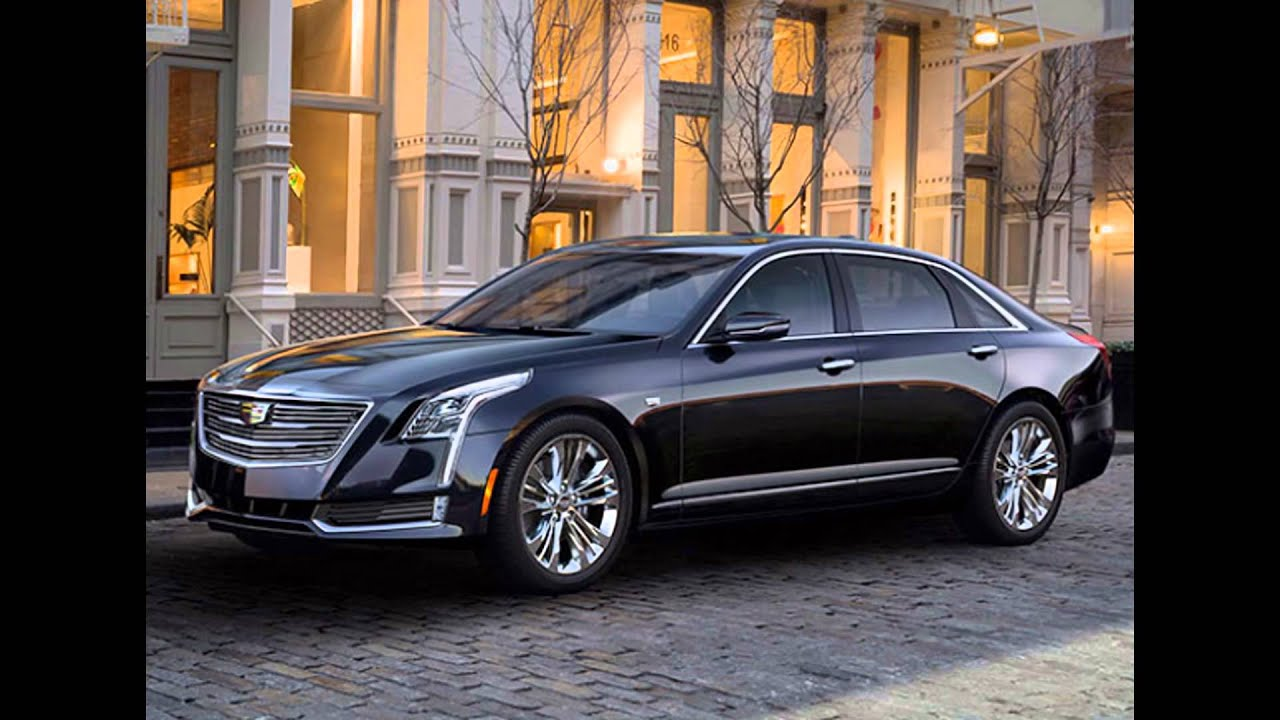 2016 2017 Cadillac Ct6 Luxury Sedan First Look Release Date Overviews