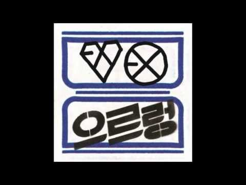 【MP3】Exo - Lucky  [Exo-M The 1st album 'XOXO' repackage] ((with link.