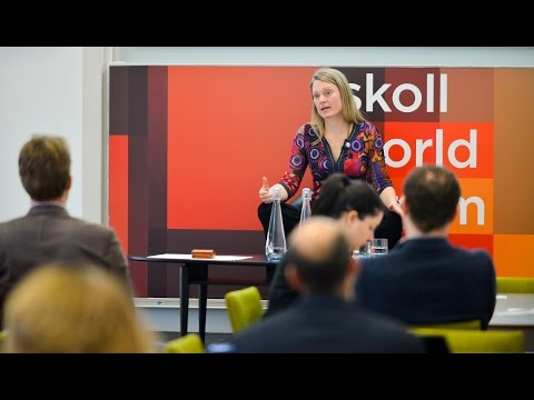 Mindfulness for Personal Sustainability: Investing in Change from the Inside Out | #skollwf 2016