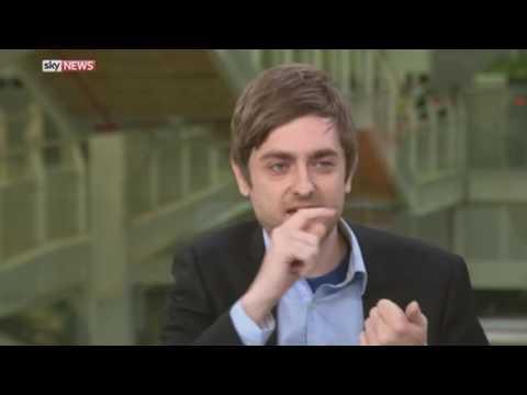Legalise Cannabis UK - UPA Director on Sky News